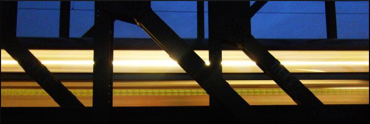 Eisenbahnbrücke Süd