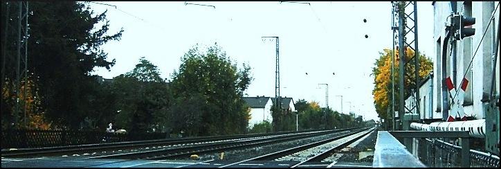 """Bahnübergang """"Am Gerberhaus"""""""