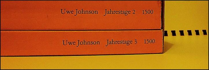 Uwe Johnson, Jahrestage