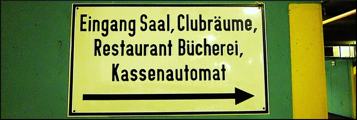 Frankfurt-Bornheim, Tiefgarage Saalbau