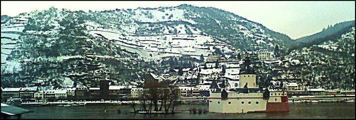 Pfalzgrafenstein bei Kaub
