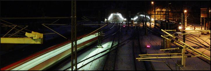 Tunneleinfahrten