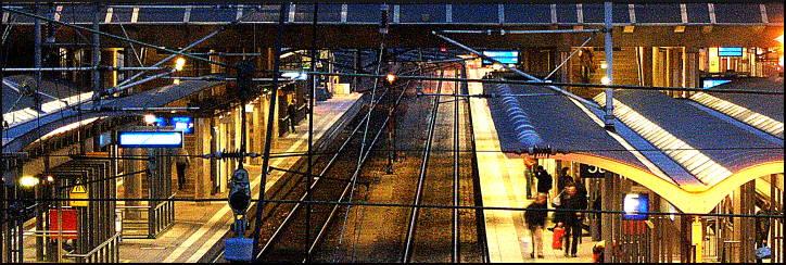 Gleishalle von der Alicebrücke