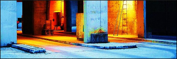 Weisenau, ehemaliges Zementwerk