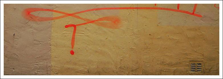 Graffiti an der Hauptpost, Hintere Bleiche