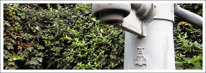 Brunnen von Bopp & Reuther, Uferstraße