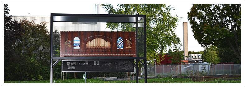 Installation, Jakob-Welder-Weg