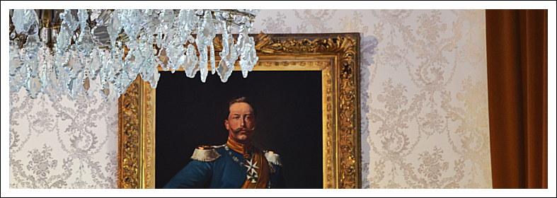 Gemälde Wilhelms II.