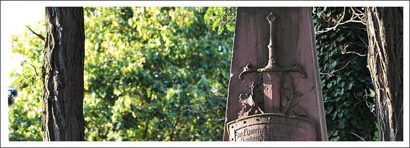 Detail des Hessendenkmals