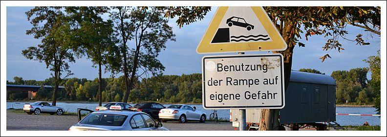 Rheinufer zwischen Weisenau und Laubenheim