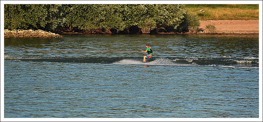 waterskikl
